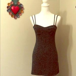 INSIGHT strappy dress